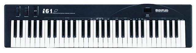 midiplus i61- The Best Budget 61 Key MIDI Controller