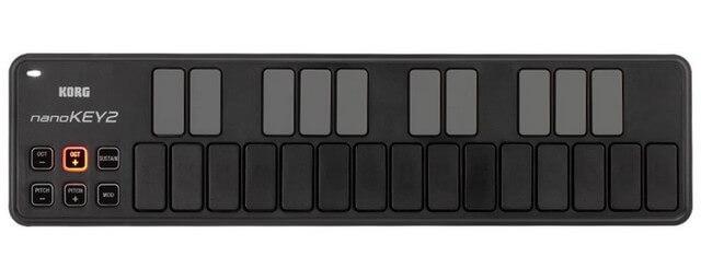 Korg Nanokey2 is the best portable controller for FL Studio