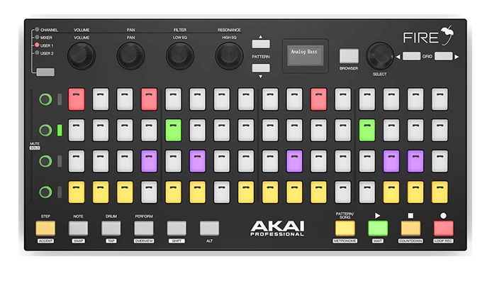 Akai Fire is the best MIDI keyboard for FL Studio for most buyers and should be your first choice