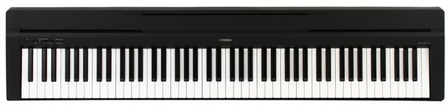 Yamaha P-45 has the best Yamaha keys
