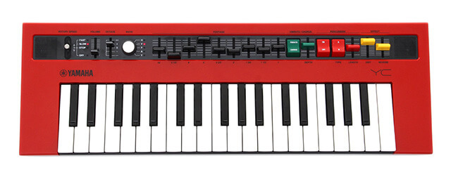 Yamaha Reface FC is the best Yamaha organ keyboard overall