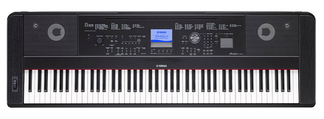 Yamaha DGX 660 is the best Yamaha keyboard overall