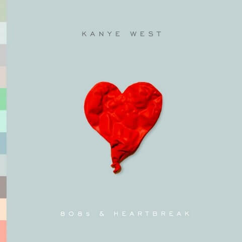 Kanye West's 808s and Heartbreaks had a big impact on the popularity of drum machines