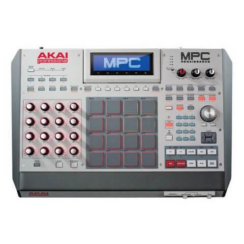 Akai MPC Renaissance brings classic Akai MPC performance in a modern package