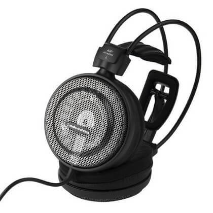 Audio Technica ATH-AD700x is a lightweight open back pick