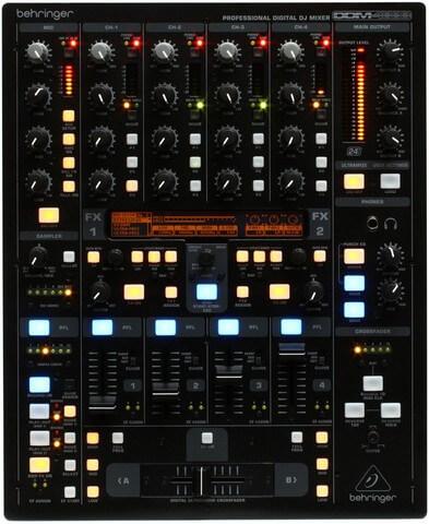 Behringer DDM-4000 is the best DJ mixer for mid-range DJs