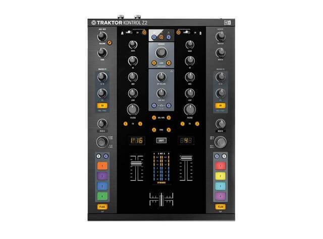 Native Instruments Traktor Kontrol Z2 is the best DJ mixer for Traktor users