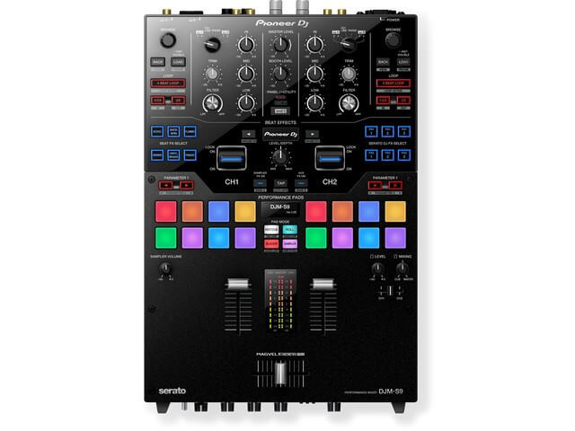 Pioneer DJM-29 is the best DJ mixer for serious DJs and producers