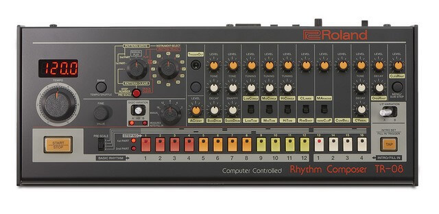 Roland TR-08 is one of the best drum machines for buyers of every budget