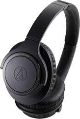 Audio Technica ATH-SR50BT is a great alternative in the Bluetooth/wireless headphones category