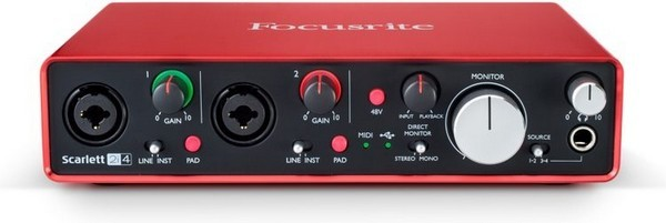 Focusrite Scarlett 2i2 remains the best audio interface for Ableton - or any other major DAW