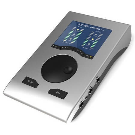 If you care about sound quality, the RME Babyface is the audio interface for you.