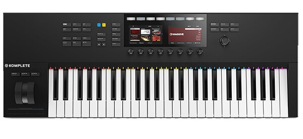 NI Komplete Kontrol S49 MK2 has great keys and tons of features making it a great pick for Cubase users