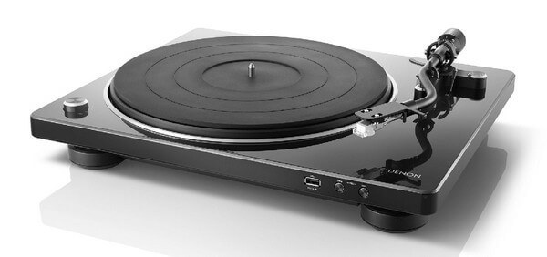 Denon DP-450 is the best turntable for digitizing your vinyl