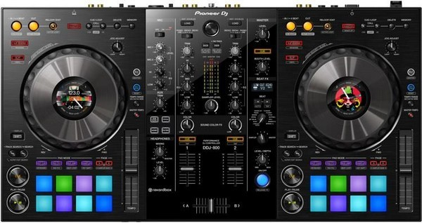 Pioneer DDJ-800 is the best DJ controller for performance oriented customers