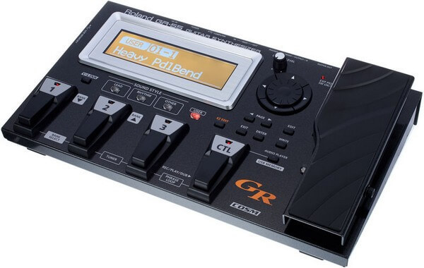 If you want top performance, pick up the Roland GR-55