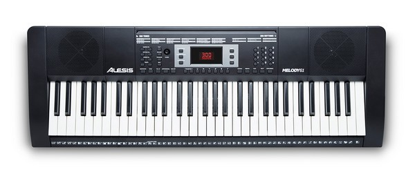 Alesis Melody 61 is the best digital piano for a beginner in the Budget category