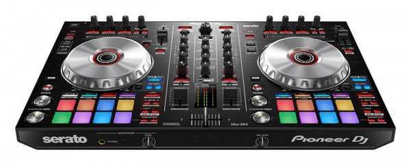 Pioneer DDJ-SR2 is the best DJ controller under $1000