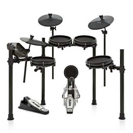 Alesis Nitro Mesh is the best electronic drum set for beginners overall