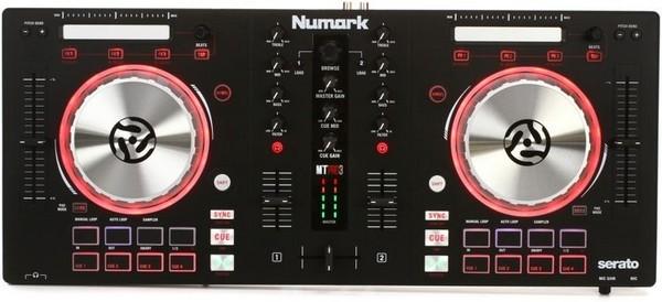 Numark MixTrack Pro 3 is the best DJ controller under $300 for beginners
