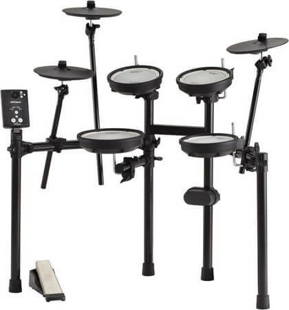 Roland TD-1DMK is the best electronic drum set for performance focused drummers