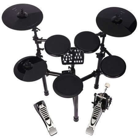 Vault ED-5 is the best electronic drum set for beginners in the mid-range category
