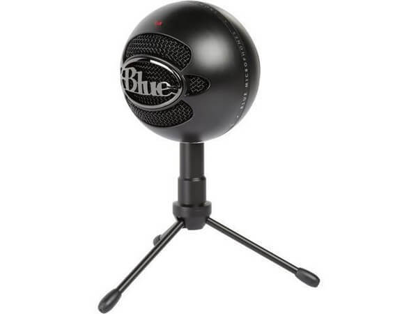 Blue Snowball iCE is the best condenser microphone under $200 for podcasting on a budget