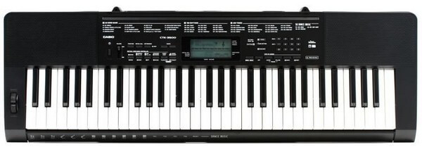 This Casio is the best digital piano for learning thanks to its robust performance, good keys, learning features, and affordable price tag