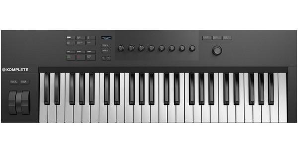 Komplete Kontrol is the best MIDI controller keybed for home studios