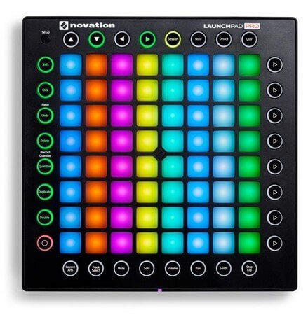 Novation Launchpad - the Best DAW controller for DJs