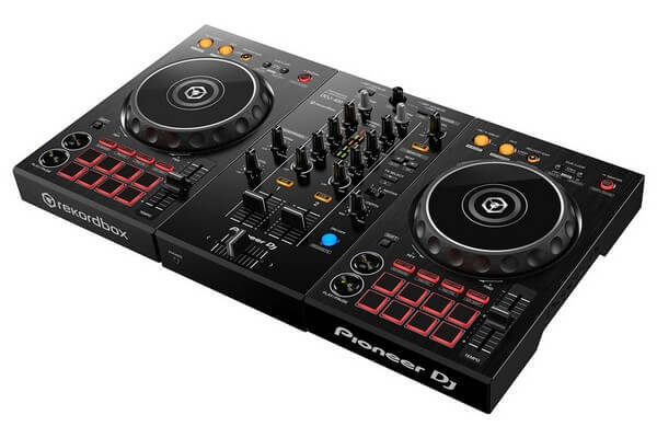 Pioneer DDJ-400 is a performance-oriented DJ controller that is great for serious beginners