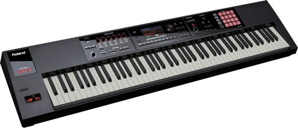 Roland FA-08 is full-fledged workstation