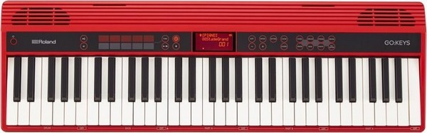 Choose the Roland Go-61 if you want the best piano for learning that focuses on key quality