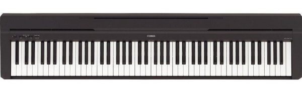 Although not a MIDI keyboard, Yamaha P45 is one of the best digital pianos for learning
