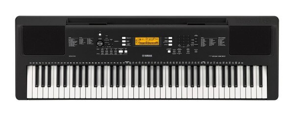 The Yamaha PSR-E343 is one of the best learning focused digital pianos around