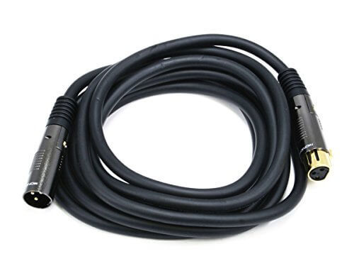Monoprice 104752 is the best XLR cable for recording