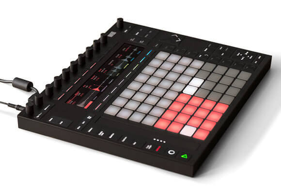 Pad controllers work best as devices to launch clips, create drum patterns, etc.