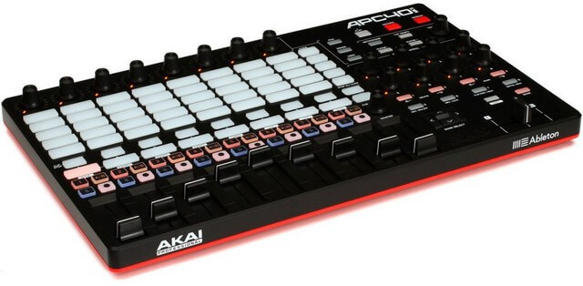 Akai APC40 is one of the best Ableton controllers if you're on a budget and need lots of controls
