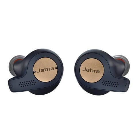 Jabra elite active is a great pair of earphones if you want minimal size