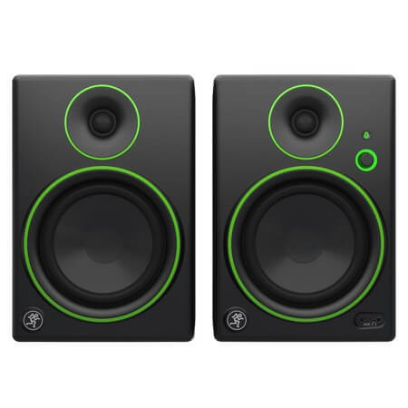 Mackie CR series are a good choice if you want an all-around competent pair of studio monitors for mixed use under $200
