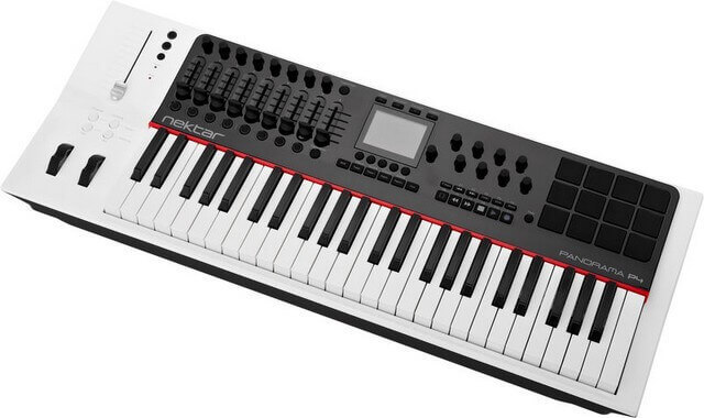 The Nektar Panorama should be your top choice for a keyboard that works wonderfully well with Ableton