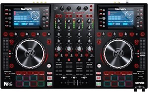 Numark NVII is one of the best dj controllers for intermediate users