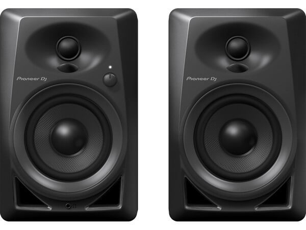 Pioneer DJ DM-40 are a great pair of monitors for DJs