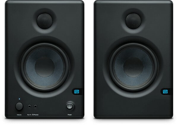 PreSonus Eris 4.5 top our list of the best studio monitors under $200