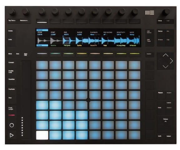 Ableton Push 2 remains the premier controller for Ableton promising best-in-class integration and performance