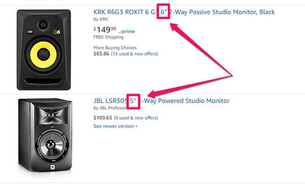 """Monitor sizes can vary from 2.5"""" to 8"""" and even higher. Most users will be happy with 4.5-6"""" monitors"""