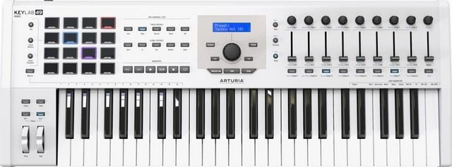 Arturia Keylab MK2 61 is one of the most versatile MIDI controllers you can buy right now