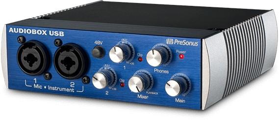 Presonus Audio 96c 2x2