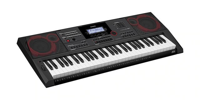 If you're an advanced user and want some sequencing features, you'll love the Casio CT-X5000
