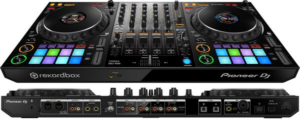 Pioneer DDJ-1000 is the best DJ controller for mixed use